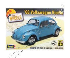'68 Volkswagen Beetle
