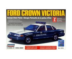 Ford Crown Victoria Georgia State Police