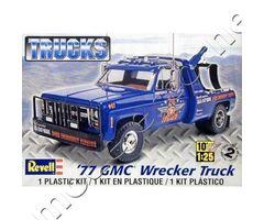 '77 GMC Wrecker Truck