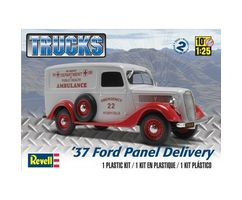 '37 Ford Panel Delivery Truck