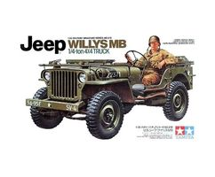 Jeep Willys MB 1/4ton 4X4 Truck