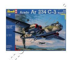 Arado Ar 234 C-3 Jet Bomber