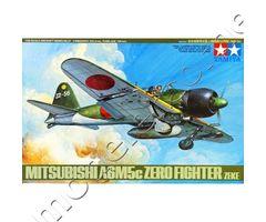 Mitsubishi A6M5c Zero Fighter (Zeke)