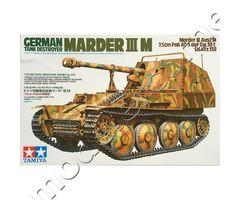German Tank Destroyer Marder III M Marder III Ausf.M 7.5cm Pak 40 auf Gw.38(t) Sd.Kfz.138