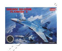 Sukhoi Su-27UB Flanker C