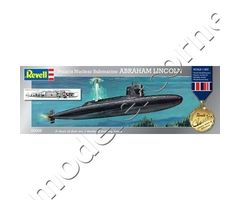 Polaris Nuclear Submarine Abraham Lincoln