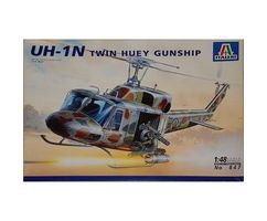 UH-1N Twin Huey Gunship