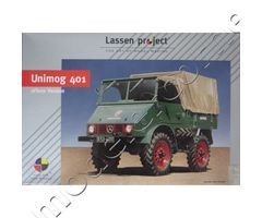 Unimog 401 offene Version