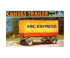 Canvas Trailer