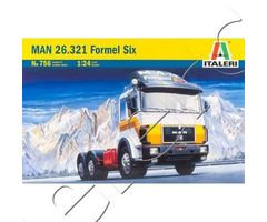 MAN 26.321 Formel Six