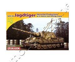 Sd.Kfz.186 Jagdtiger Henschel Production