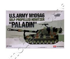 "U.S. Army M109A6 Self-propelled Howitzer ""Paladin"""