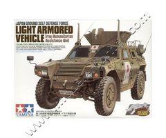 Japan GSDF Light Armored Vehicle