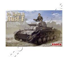 German Pz.Kpfw.II Aus.F