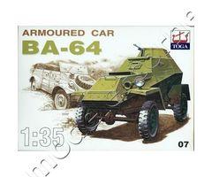 Armoured Car BA-64