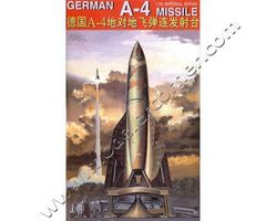 German A-4 Missile