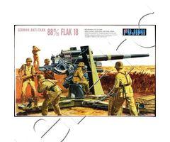 German 88mm Flak 18