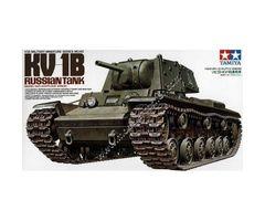 KV-1B Russian Tank