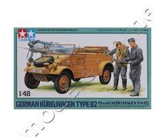 German Kübelwagen Type 82 Pkw.K1 KÜBELWAGEN Typ 82