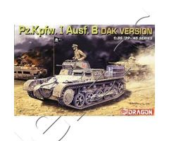 Pz.Kpfw.I Ausf. B DAK Version