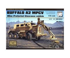 Buffalo A2 MPCV Mine Protected Clearance vehicle