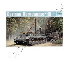 German Bergepanzer IV
