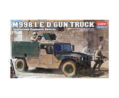 M998 I.E.D. Gun Truck (Improvised Explosive Devices)