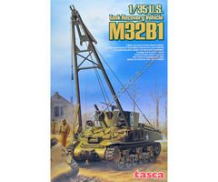 U.S. Tank Recovery Vehicle M32B1