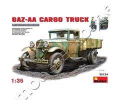 GAZ-AA - Cargo Truck