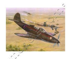P-39N/Q Airacobra Soviet Guard Regiment