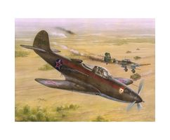 P-39N/Q Airacobra Soviet Guard Regiment