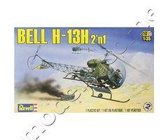 Bell H-13H 2 'n 1