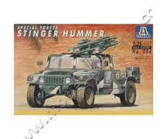 Special Forces Stinger Hummer