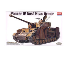 Panzer IV Ausf. H with Armor