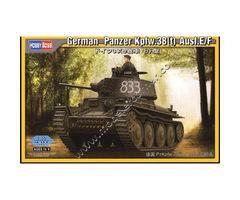 German Panzer Kpfw.38(t) Ausf.E/F