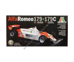 Alfa Romeo 179 or 179C (1979 to 1981)