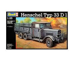 Henschel Typ 33 D 1