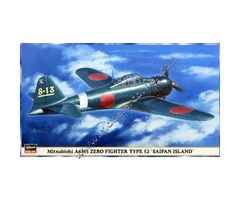 Mitsubishi A6M5 Zero Fighter Type 52 'Saipan Island'
