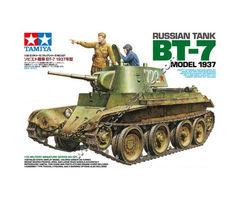 Russian Tank BT-7 Model 1937