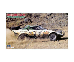 Lancia Stratos HF 1975 Safari rally