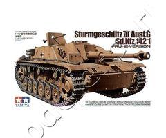 Sturmgeschütz III Ausf. G (Sd.Kfz.142/1) FRÜE VERSION