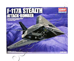 Lockheed F-117A Stealth Fighter Attack-Bomber