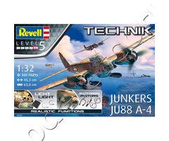 Technik Junkers Ju88 A-4