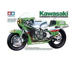 Kawasaki KR500 G. P. Racer