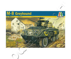 M-8 Greyhound Operation Overlord