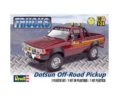 Datsun Off-Road Pickup Trucks