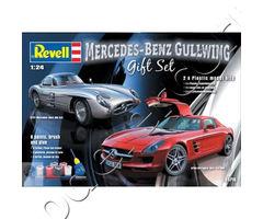 Gift Set (2/2) Mercedes-Benz Gullwing Set Mercedes SLS AMG