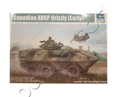 Canadian AVGP Grizzly (Early)