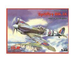 Spitfire Mk.IX WWII British Fighter