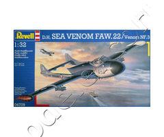 De Havilland Sea Venom FAW.22 / Venom NF.3